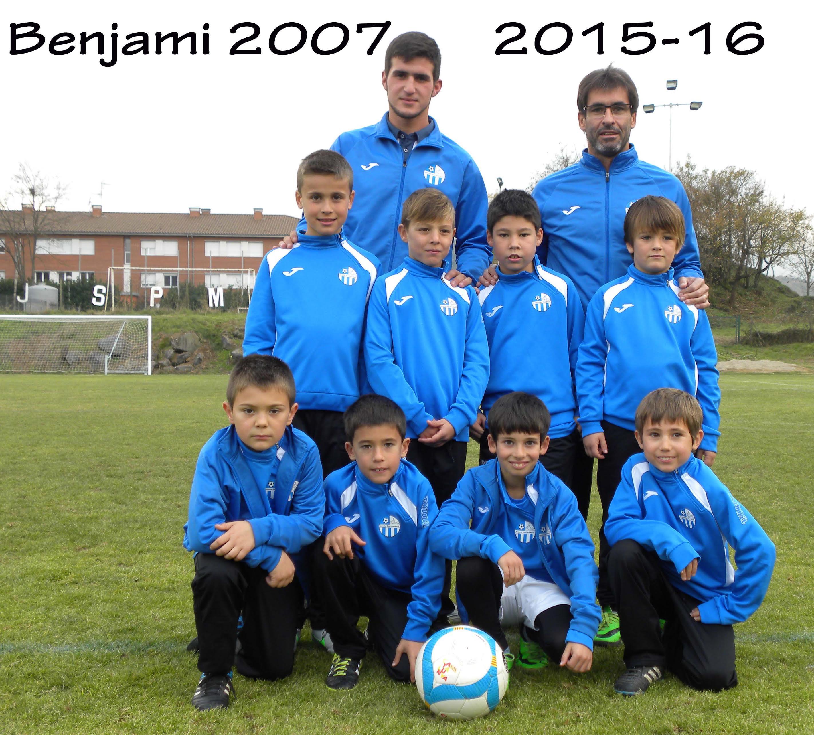 benjami 2007